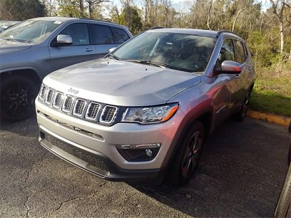 New 2019 Jeep Compass Latitude - 506910051