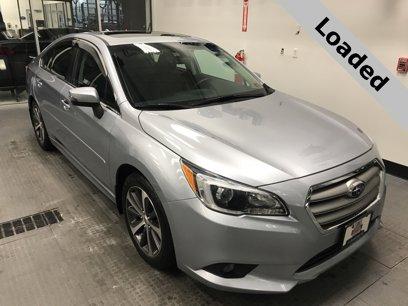 Certified 2017 Subaru Legacy 2.5i - 543242996