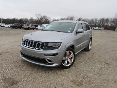Used 2014 Jeep Grand Cherokee 4WD SRT - 532772501