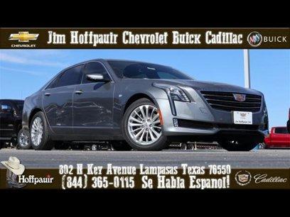 New 2018 Cadillac CT6 2.0T Luxury - 507545419