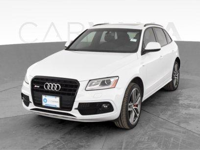 Used 2016 Audi SQ5 Premium Plus - 546759163