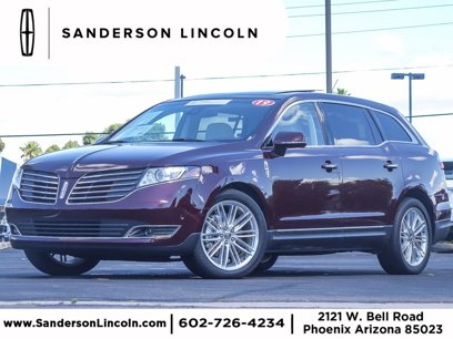 Certified 2019 Lincoln MKT AWD - 544737096