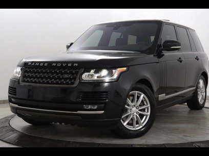 Used 2017 Land Rover Range Rover - 531790815