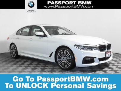 New 2020 BMW 540i xDrive - 544172419