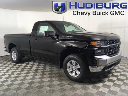 Oklahoma Chevy Dealers >> 2019 Chevrolet Silverado 1500 For Sale In Oklahoma City Ok