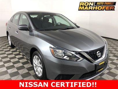 Certified 2018 Nissan Sentra SV - 565384619