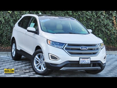 Certified 2017 Ford Edge FWD SEL - 570077300
