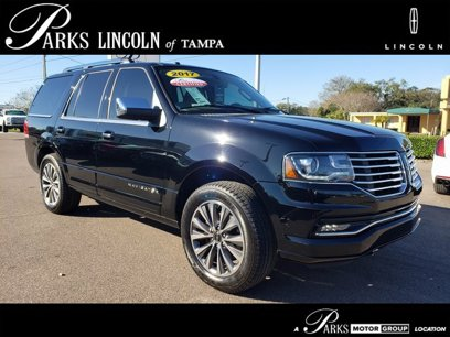 Certified 2017 Lincoln Navigator 2WD Select - 541833428