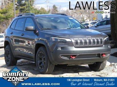 New 2020 Jeep Cherokee 4WD Trailhawk - 544880716
