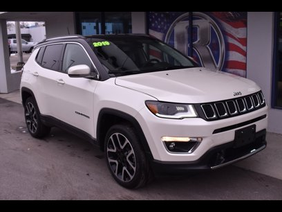 Certified 2019 Jeep Compass 4WD Limited - 541453763