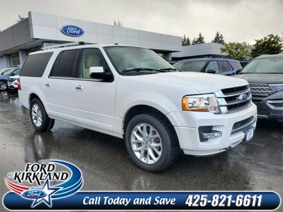 Used 2017 Ford Expedition EL 4WD Limited - 540928007