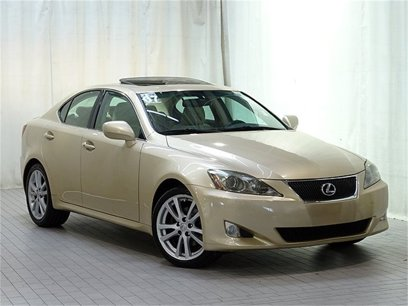 Used 2007 Lexus IS 250 - 547583876