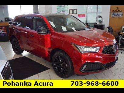 New 2020 Acura MDX PMC Edition - 544603303