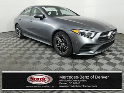New 2019 Mercedes-Benz CLS 450 4MATIC - 519868521