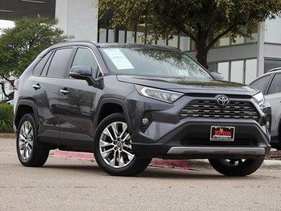 Used 2019 Toyota RAV4 FWD Limited - 548444807