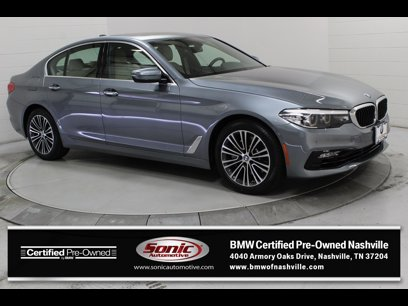 Certified 2017 BMW 530i xDrive - 542702232