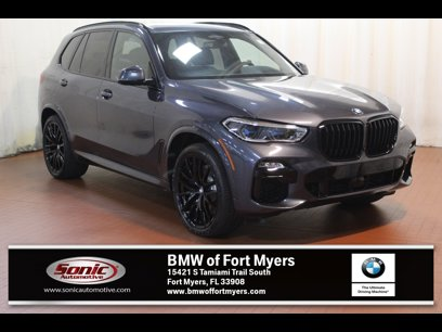 New 2020 BMW X5 M50i w/ Executive Package - 548323096