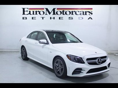 New 2020 Mercedes-Benz C 43 AMG 4MATIC Sedan - 540922418