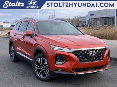 New 2020 Hyundai Santa Fe AWD Limited - 534158589