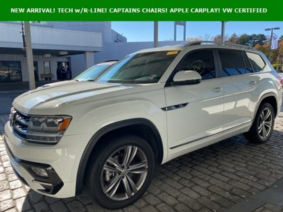 Used 2019 Volkswagen Atlas SE V6 w/ Technology and R-Line - 570083753