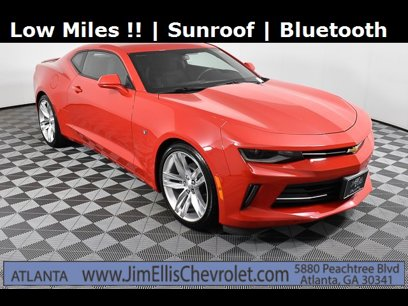 Used 2016 Chevrolet Camaro LT Coupe w/ RS Package - 569803255