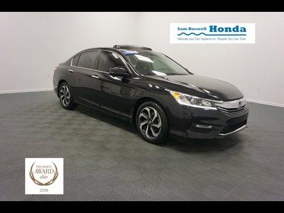 Certified 2017 Honda Accord EX Sedan - 540352096