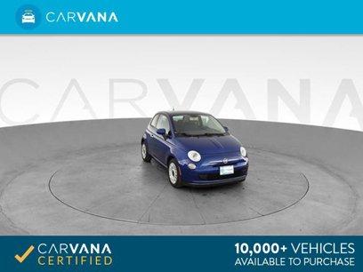 Used 2013 FIAT 500 Pop Hatchback - 545227657