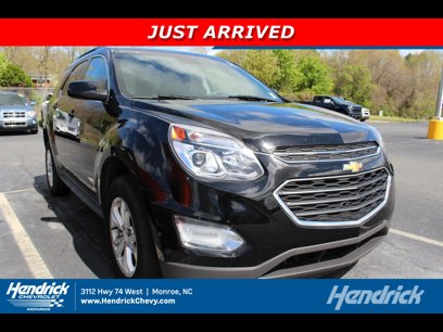 Certified 2017 Chevrolet Equinox FWD LT w/ Convenience Package - 548422606