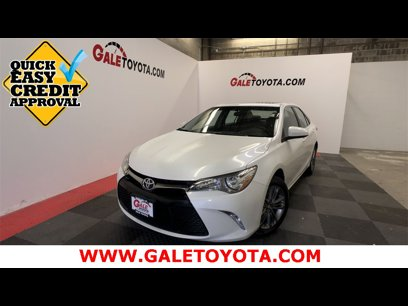 Certified 2017 Toyota Camry SE - 539514424