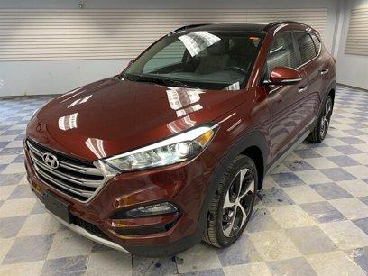Certified 2017 Hyundai Tucson Limited - 542758218