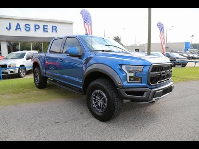 New 2019 Ford F150 4x4 Crew Cab Raptor - 526080505