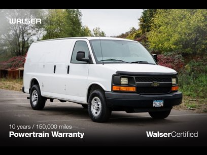 Used 2016 Chevrolet Express 2500 - 607175267