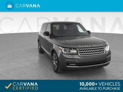 Used 2014 Land Rover Range Rover Long Wheelbase Autobiography - 545722022