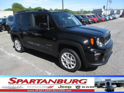 New 2019 Jeep Renegade 4WD Latitude - 510857986