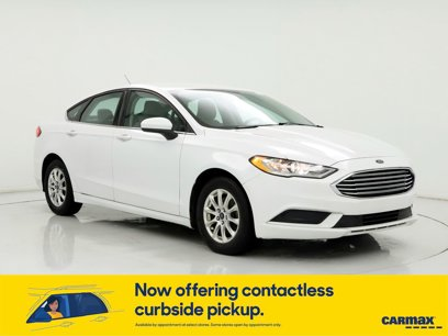 Used 2017 Ford Fusion S - 569920649