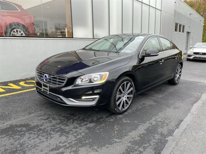 Certified 2017 Volvo S60 T5 Inscription Premier AWD - 569980026