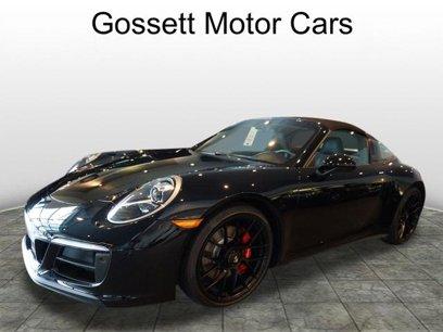 Certified 2018 Porsche 911 Targa 4 GTS - 521022068