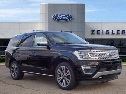 New 2020 Ford Expedition 4WD Platinum - 532928734