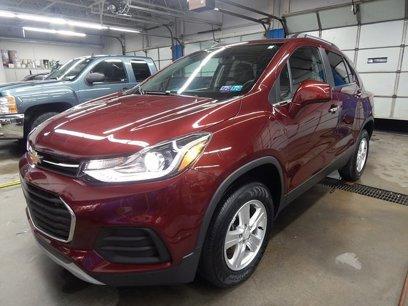 Used 2017 Chevrolet Trax AWD LT w/ 1LT - 539919435