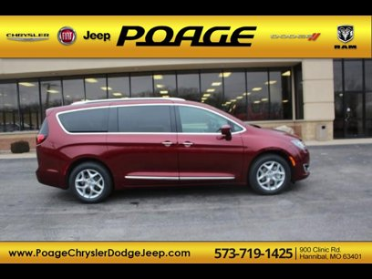 New 2020 Chrysler Pacifica Touring-L Plus - 538535438