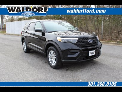 New 2020 Ford Explorer 4WD - 544223285