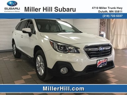 Miller Hill Subaru >> Subaru Outback For Sale In Duluth Mn 55804 Autotrader