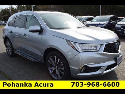 Used 2019 Acura MDX SH-AWD w/ Advance Package - 543108367