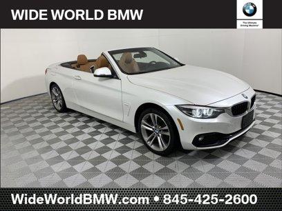 Used 2018 BMW 430i xDrive Convertible - 569845541
