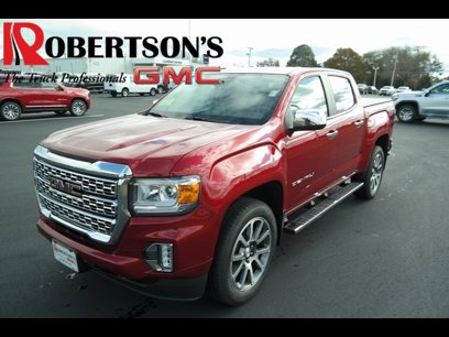 New 2021 GMC Canyon 4x4 Crew Cab Denali - 565541014