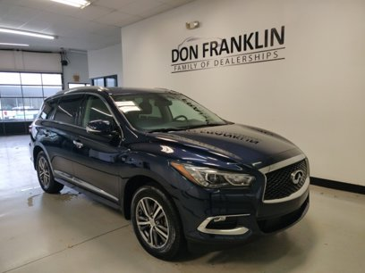 Used 2017 INFINITI QX60 AWD w/ PREMIUM PLUS PACKAGE - 540164173