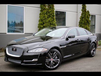 New 2019 Jaguar XJ L Supercharged - 537516788