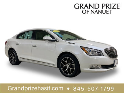 Certified 2016 Buick LaCrosse Sport Touring - 536685746