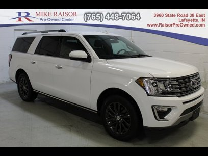 Used 2019 Ford Expedition Max 4WD Limited - 544144220