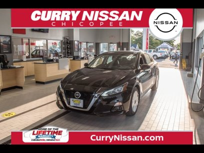 New 2020 Nissan Altima 2.5 SV AWD - 562887635
